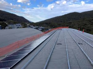Snowy Regional Solar - Roof mounted array, 100kW, Thredbo NSW 1
