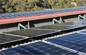 Snowy Regional Solar - Roof mounted array, 100kW, Thredbo NSW 2
